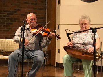 Jim and Phyllis